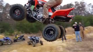 Epic ATV/Quad Fails and Crashes