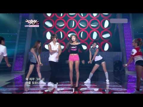 Hyuna -Bubble Pop Live