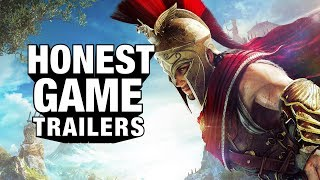 ASSASSIN'S CREED ODYSSEY (Honest Game Trailers)