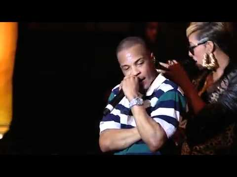 T.I. (feat. Keri Hilson) - Got Your Back [Live at AXE Music One Night Only]