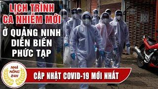 🔴[TRỰC TIẾP] Tin Covid 28/1: Quảng Ninh tạm dừng các phương tiện cơ giới chở người ra vào tỉnh