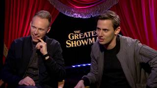THE GREATEST SHOWMAN Songwriting Duo Benj Pasek & Justin Paul