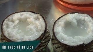 Muôn kiểu món ăn dừa sáp hút giới trẻ Sài Gòn