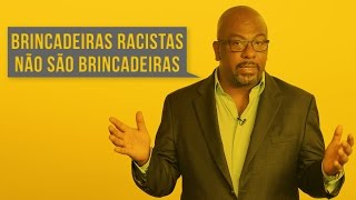 MIX PALESTRAS   Adilson José Moreira   Racismo recreativo   Cabine #05