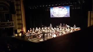 CSU Pueblo Festival of Winds 2019 - Gold Wind Orchestra - Full Performance