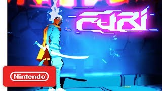 Furi Trailer - Nintendo Switch