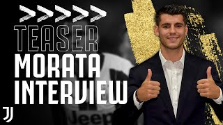 """📹?ÁÁlvaro Morata Exclusive Interview 