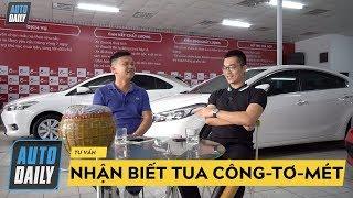 """""""Tua công-tơ-mét"""": Lừa đảo hay chiêu trò? Cách nhận biết và BÍ KÍP để mua xe cũ CHẤT LƯỢNG"""