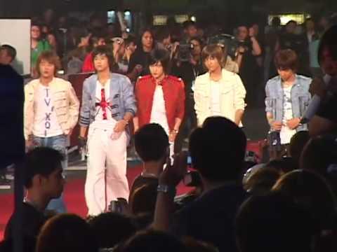 今井翼/東方神起/KangTa/BoA/第15屆金曲獎 (2004.05.08)
