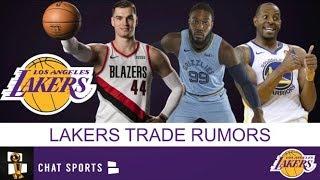 Lakers Trade Rumors On Andre Iguodala, Jae Crowder & Mario Hezonja + Anthony Davis Knicks Trade News