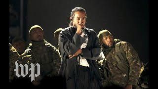 Here's what you missed at the 2018 Grammy Awards