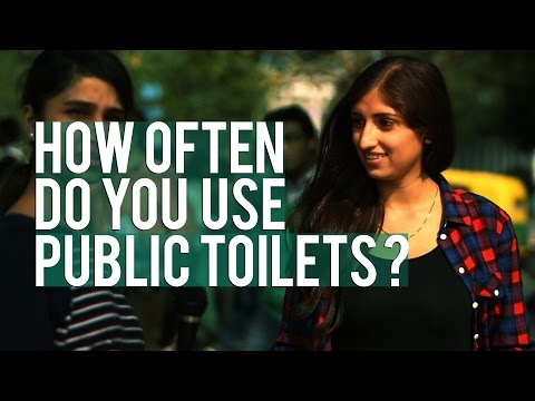 Public toilets…Yay or Nay? | PeeSafe | SafetyKart