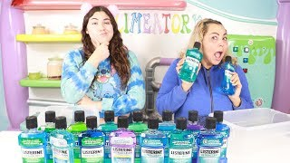 DON'T CHOOSE THE WRONG MOUTH WASH FOR SLIME! Slimeatory #493