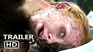 THE POSSESSION OF HANNAH GRACE Official Trailer (2018) Horror Movie HD