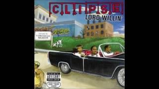 Clipse - Grindin' (feat. Pharrell Williams) [HD]