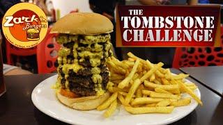 Zark's Burger Challenge Philippines