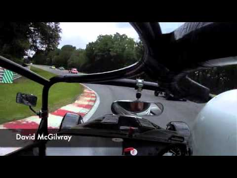 BaTSport Brands Hatch GP Qualifying 2012 - BookaTrack.com Caterham R300 Championship highlights
