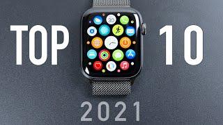 TOP 10 Apple Watch Apps 2021 | Diese Apps machen deine Apple Watch praktischer