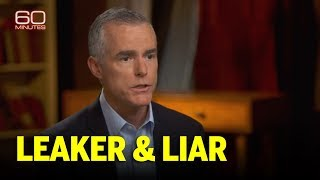Here's Why Andrew McCabe's 60 Minutes Interview Was Full of LIES!