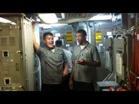 Call me maybe in the navy