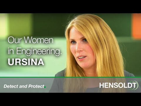 Our Women In Engineering - Ursina