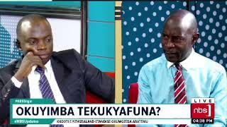 Bobi Wine Sigala Mukuyimba-Mseveni | NBS Eagle prt3