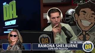 "Ramona Shelburne: ""That's The Million-Dollar Question"""