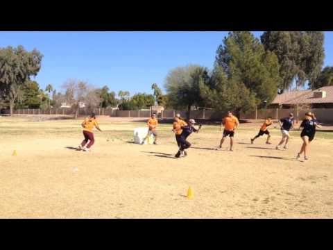 Sabakiball Instructional Video; Basic Break Out Play