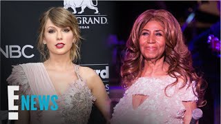 Taylor Swift Honors Aretha Franklin at Detroit Concert | E! News