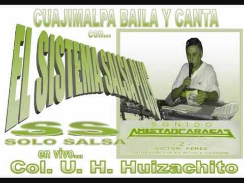 Sonido Amistad Caracas 2 en Cuajimalpa (Danza con lobos) - El Sistema Salsa Plus