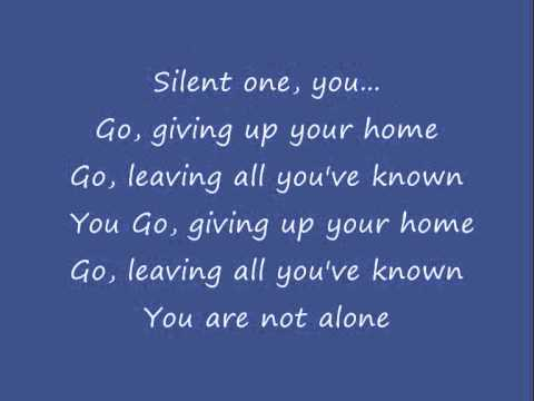 Linkin Park - Not alone (Lyrics)