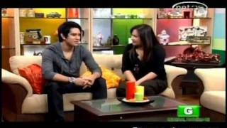 Gerald Anderson on SPOON (10-28-2011) 1/6