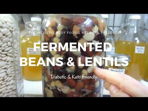 Fermented Beans & Lentils