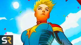 The Origins Of Captain Marvel Explained