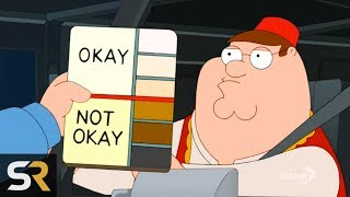 10 Painfully Racist Moments Family Guy Wants You To Forget