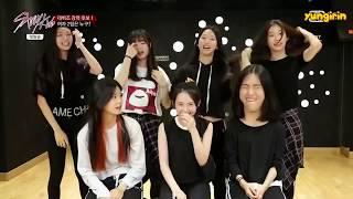 [ENG SUB] ITZY (JYP GIRLS) ON 'STRAY KIDS' - Ryujin, Yuna, Yeji, Chaeryeong