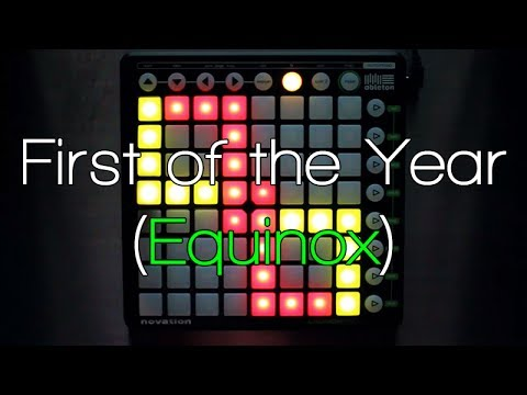 Repeat youtube video Nev Plays: Skrillex - First of the Year (Equinox) Launchpad Cover