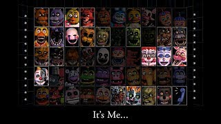 FNAF 6 - Possible Modes in Custom Night
