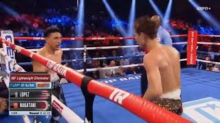 Teofimo Lopez vs Madayoshi Nakatani Full Fight Highlights