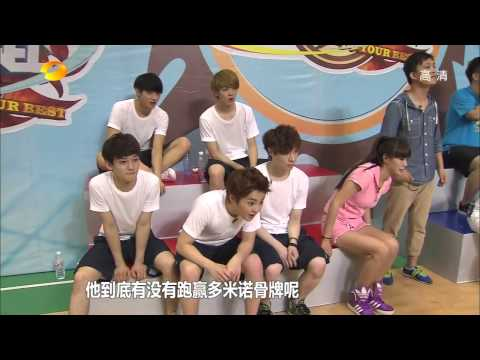 120716 Going All Out 全力以赴- EXO-M