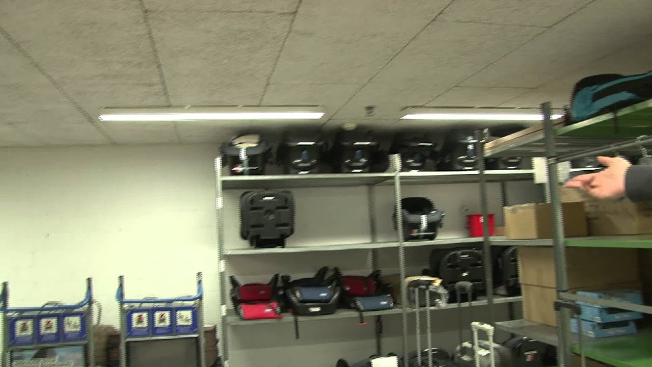 Storage Lockers: Zurich Airport Storage Lockers