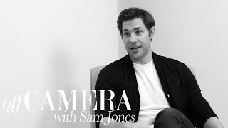 "John Krasinski On the Story Behind His Audition for ""The Office"""