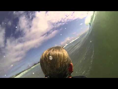 eBodyboarding.com - GoPro Gooseneck + Back/Chest Mount (Item # GOPROGOOSEBACK)