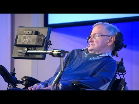 Stephen Hawking Inspires Developers World Wide