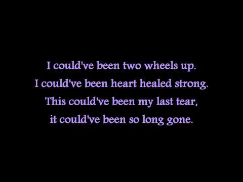 Over You By Now - Jana Kramer (w/ Lyrics)