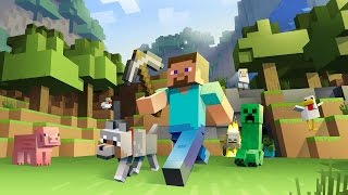 Minecraft: A Very Happy / Advertiser-Friendly Video (FOR ALL AGES!) :)