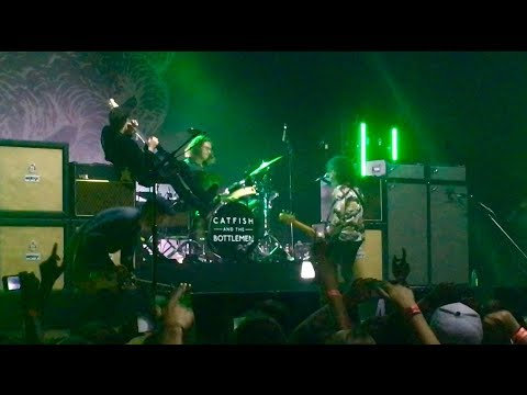Catfish And The Bottlemen live in Anaheim House Of Blues 5.24.17 (Full Set) (HD)
