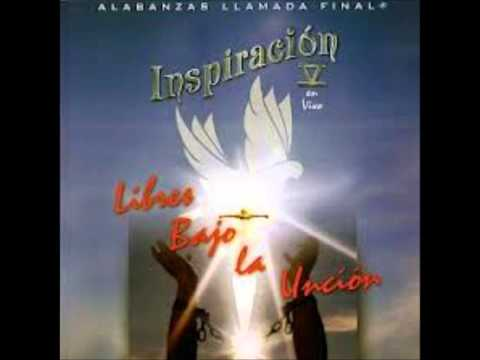 Grupo Inspiracion vol. 5 HD Libres bajo la uncion (album completo)