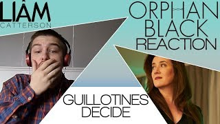 Orphan Black 5x08: Guillotines Decide Reaction