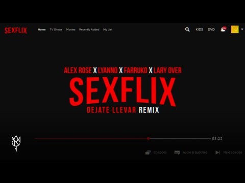 Alex Rose - Dejate Llevar (Remix) Ft. Lyanno, Farruko & Larry Over [Audio Oficial]